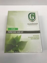 Guardian GD-NW-1P03C 1 Plan Furniture Care Kit Leather Wood Fabric Rug Cleaner