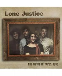 LONE JUSTICE 'The Western Tapes 1983' RSD Black Friday 2018 - VINYL LP NEW