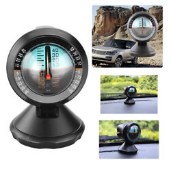 Four Wheel Drive 4X4 4WD Inclinometer Clinometer Tilt Angle Meter Slope Gauge $7.98