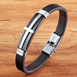 TYO® Personality Multiple Styles Accessories Jewelry Genuine Leather Bracelet