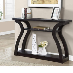 Console Table Wooden Modern Sofa Hallway Foyer Living Room Furniture Entryway $179.79