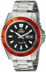 Orient Men#x27;s #x27;Mako XL#x27; Japanese Automatic Stainless Steel Diving Watch Color... $111.99