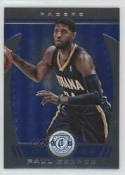2013-14 Totally Certified Blue 49 Paul George #50