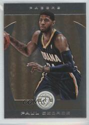 2013-14 Totally Certified Gold 25 Paul George #50