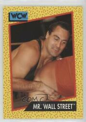 1991 Impel WCW Mr Wall Street #82 $1.23