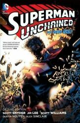 DC Superman Unchained: Deluxe Edition (The New 52) -  Hardcover - New