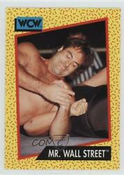 1991 Impel WCW Mr Wall Street #83 $1.17