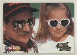 1995 Action Packed Winston Cup Country Shades Dale Earnhardt Taylor Nicole #17 $9.74