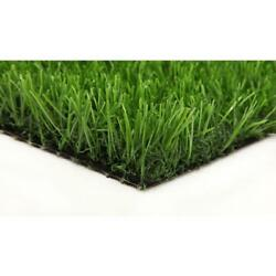 Artificial Lawn Turf Grass Carpet Green Synthetic Outdoor Landscape 7.5X10 Ft