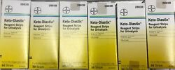 Urine test Glucose and Keto Diastix Bayer 2883B 50 Strips X 20 Box