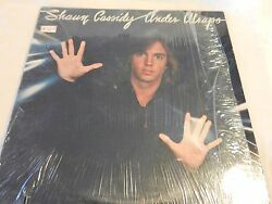 Under Wraps by Shaun Cassidy LP Warner Brothers BSK-3222 from 1978