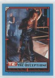 1991 Topps Terminator 2: Judgement Day Stickers #34 The Deception Card 3xv