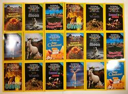 Lot of 18 National Geographic Science Readers Grade 4 Level TEACHING SUPPLIES