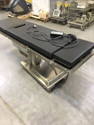Skytron Model 6002 Surgical Table Tested Warranty options