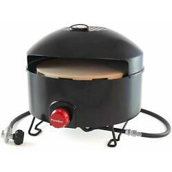 Pizzacraft Pizzaque Outdoor Pizza Oven Portable Lightweight Patio Cook PC6500