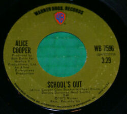 Alice Cooper - Schools Out  Schools Out 7