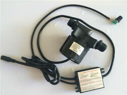 15M 1560LPH 24V DC Small Brushless Water Pump Micro Solar Submersible Pump 86.4W $65.99