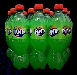 Buy 20 get 4 free FANTA Exotic Bottles Full from Albania 0.5L 72hrs delivery DHL