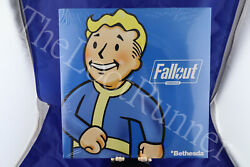 Fallout French Exclusive LP Vinyl Record! 1 2 3 4 NV 76
