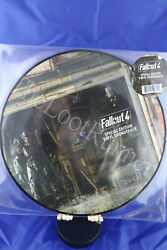 Fallout 4 Gamestop Exclusive Vinyl Record! 1 2 3 76 NV
