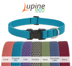 Lupine Eco Dog Leashes Made from recycled water bottles $13.99