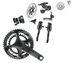 Campagnolo Super Record 12-Speed Disc Brake 9-Piece Groupset (including 11-34T) $2,894.25