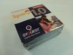 SyQuest SparQ 1.0 Gigabyte 3 Pack Discs PC Formatted SPARQ1 002 $50.34