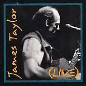 Live by James Taylor (CD 1993 2 Discs Columbia) Like New!