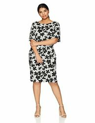 Calvin Klein Women's Plus Size Floral Textured She - Choose SZcolor