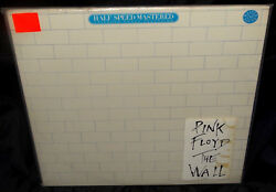 Pink Floyd The Wall Sealed Vinyl Records Lp 1982 USA CBS H2C 36183 Hype Sticker
