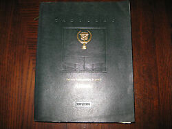 1990 CADILLAC DEVILLE AND FLEETWOOD FACTORY REPAIR SERVICE MANUAL
