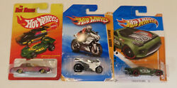 3 LOT HOT WHEELS CARS and The Hot One HOT WHEELS CARS $14.99
