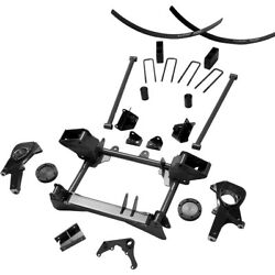 RS6545B Rancho New Suspension Lift Kit Front & Rear for Chevy Silverado 1500 GMC