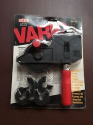 BESSEY VAS-23 Variable Angle Strap Clamp with 4 Supports New in package