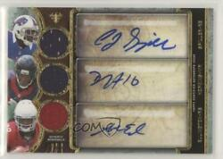 2013 #TTART-SHE CJ Spiller Andre Ellington DeAndre Hopkins Buffalo Bills Auto