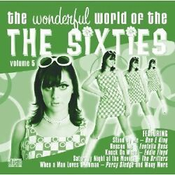 Various Artists - Wonderful World of the Sixties Vol. 5 (21 track CD 2007)
