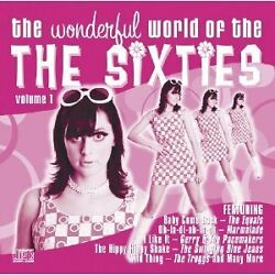 Various Artists - Wonderful World of the Sixties Vol. 1 (20 track CD 2007)