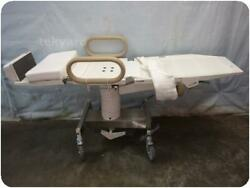 BENNETT TREX MEDICAL WOMEN'S IMAGING TABLE ! (223912)