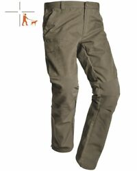 Chevalier Gallegos Hybrid Pants Tobacco Trousers