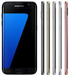 Samsung Galaxy S7 Edge G935U G935 Unlocked SmartPhone AT&T T-mobile Line On LCD