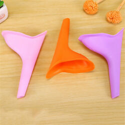 Women Female Portable Urinal Outdoor Travel Stand Up Pee Urination Device CaseIJ