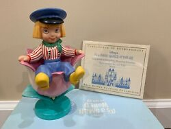 WDCC WALT DISNEY CLASSICS COLLECTION HOLLAND BOY WITH TULIP ITS A SMALL WORLD