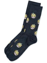 New Rugrats Mens Novelty Crew Socks With REPTAR Nickelodeon Size 6 12 $5.99