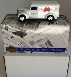 Matchbox 1937 GMC VAN The Australian Power Of The Press Collectors Edition.