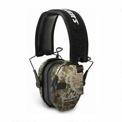 Walker's Razor Slim Shooter Folding Muff Series Noise Reduction Earmuffs Camo
