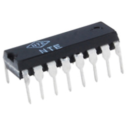 NTE Electronics NTE1654 INTEGRATED CIRCUIT FM AM IF SYSTEM FOR LOW SUPPLY VOLTAG $12.24