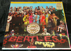 Beatles Sgt. Pepper's Sealed Vinyl Record Lp USA 1967 Orig Capitol No Maclen