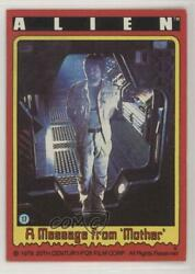 1979 Topps Alien A Message from Mother #17 2h8 $3.99