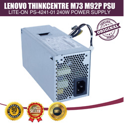 Lite-On ThinkCentre M73 M92p SFF 240W PS-4241-01 54Y8921 54Y8897 Power Supply
