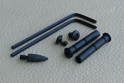 Made in USA Anti Walk Pins .154 Hammer Trigger Stainless Black Nitride